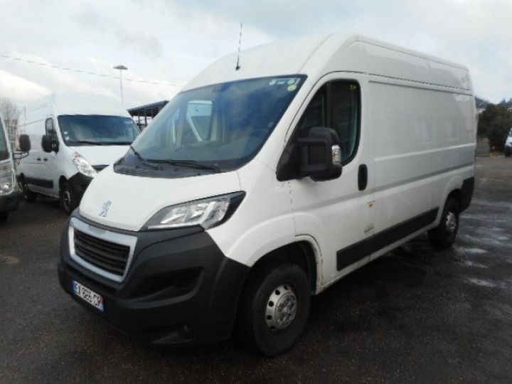 Light van Peugeot Boxer Steel panel van L2H2 HDI 130  - 2