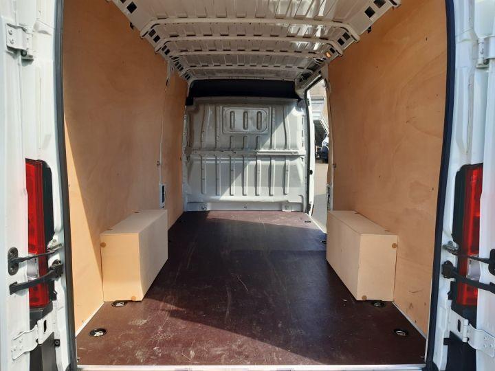 Light van Peugeot Boxer Steel panel van PEUGEOT BOXER 435 L4H2 2.0 HDI 130CH PREMIUM BLANC - 6