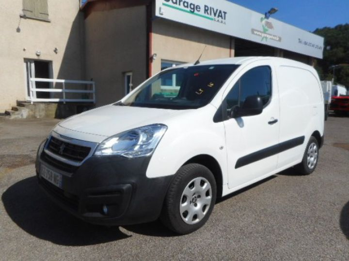 Light van Peugeot Partner Steel panel van HDI 120  - 1