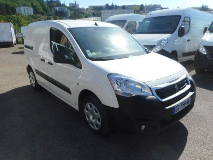 Light van Peugeot Partner Steel panel van HDI 120  - 2