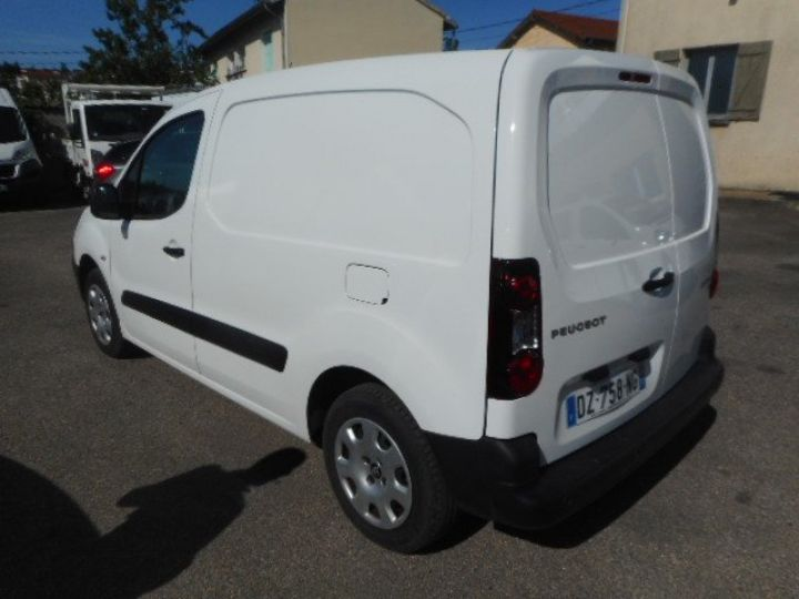 Light van Peugeot Partner Steel panel van HDI 120  - 3