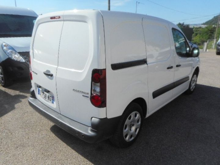 Light van Peugeot Partner Steel panel van HDI 120  - 4