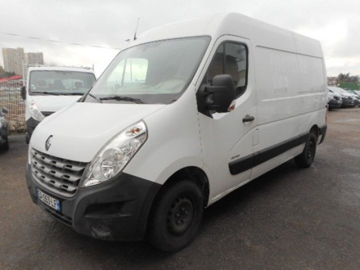 Light van Renault Master Steel panel van L2H2 DCI 125  - 2