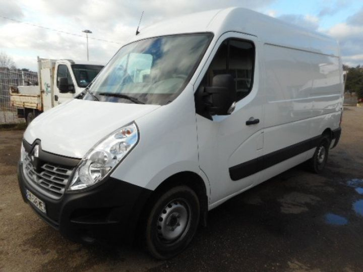 Light van Renault Master Steel panel van L2H2 DCI 130  - 1