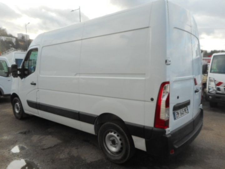 Light van Renault Master Steel panel van L2H2 DCI 130  - 4