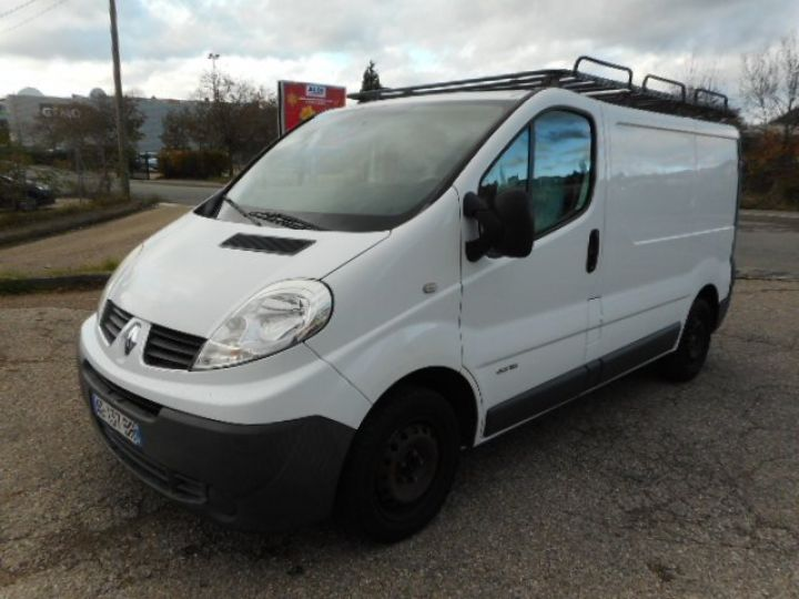 Light van Renault Trafic Steel panel van L1H1 DCI 115  - 1