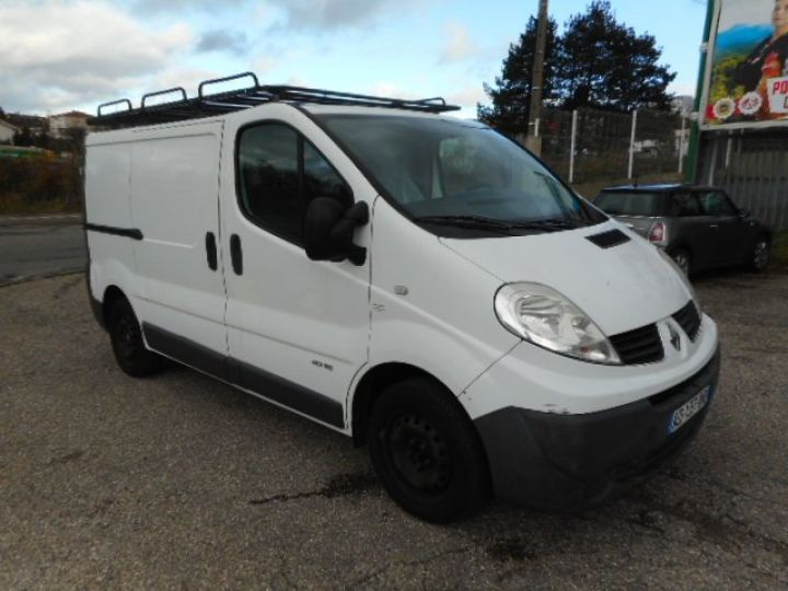 Light van Renault Trafic Steel panel van L1H1 DCI 115  - 2