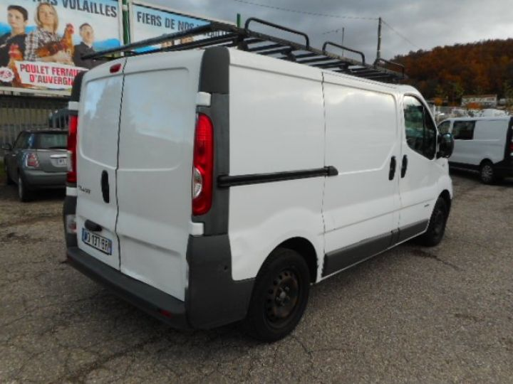 Light van Renault Trafic Steel panel van L1H1 DCI 115  - 3