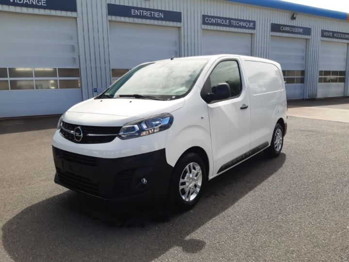 Light van Vivaro BLANC - 1