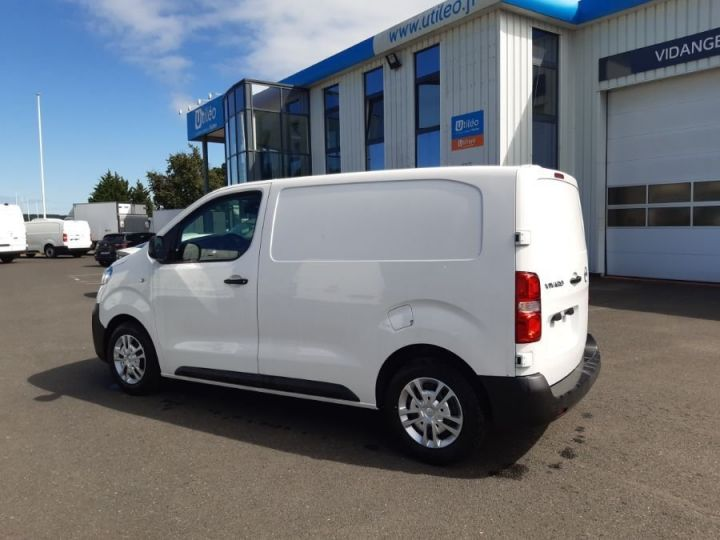Light van Vivaro BLANC - 4