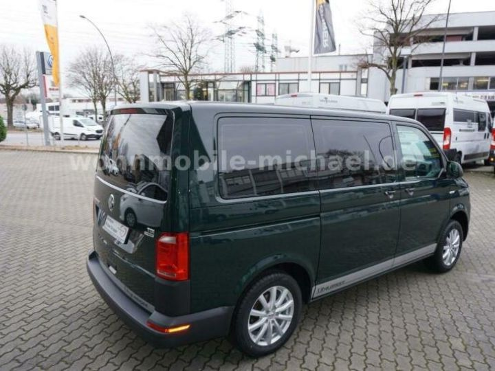 Light van Volkswagen # T6 California # City Camper # vert - 3