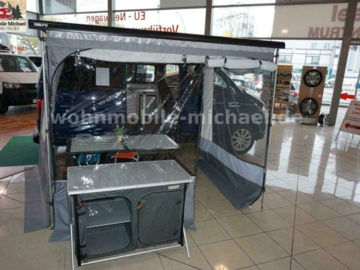 Light van Volkswagen # T6 California # City Camper # vert - 4