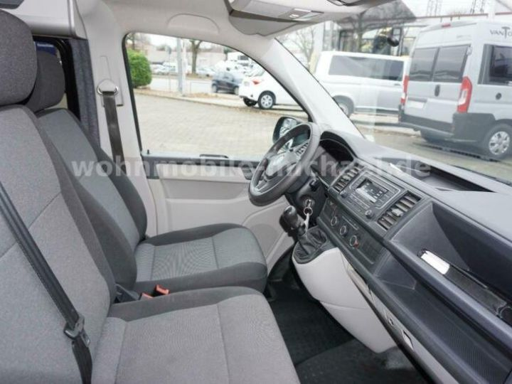 Light van Volkswagen # T6 California # City Camper # vert - 7