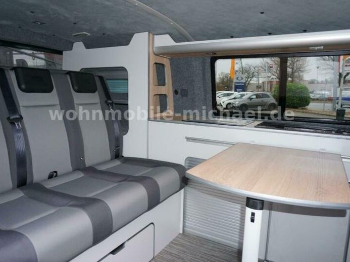 Light van Volkswagen # T6 California # City Camper # vert - 8