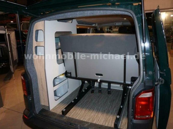 Light van Volkswagen # T6 California # City Camper # vert - 9