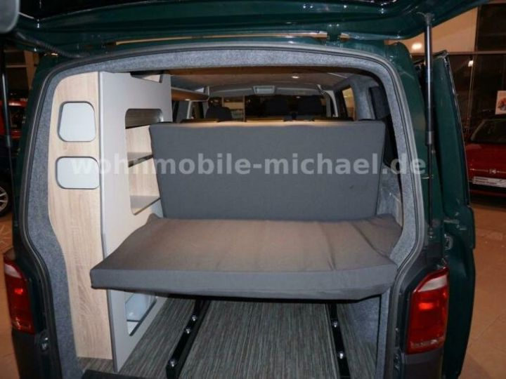 Light van Volkswagen # T6 California # City Camper # vert - 10