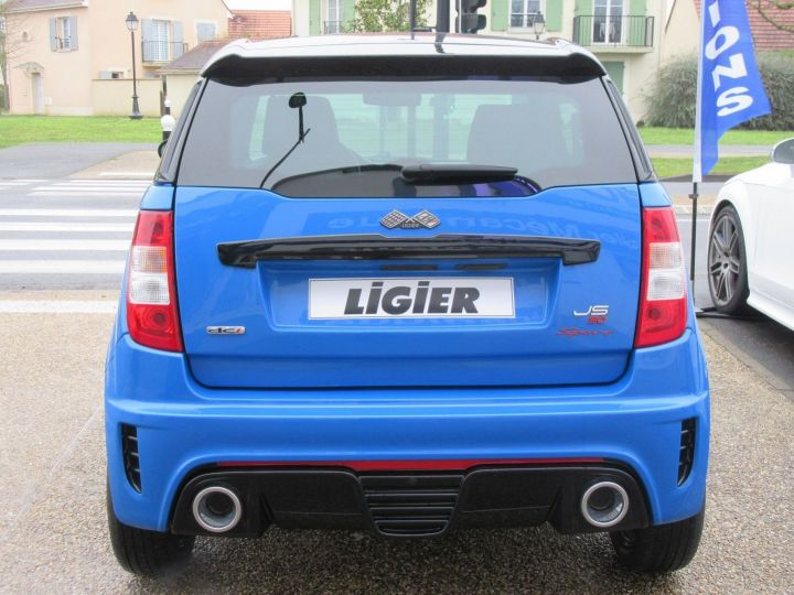 Ligier JS SPORT ULTIMATE DCI 492 Bleu Reef - 7