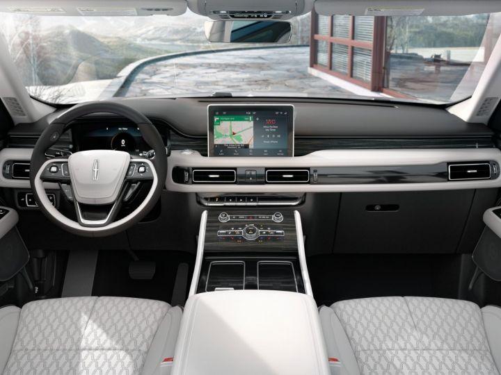 Lincoln Aviator Grand Touring Hybrid V6 3.0L Plusieurs Coloris Dispo - 8