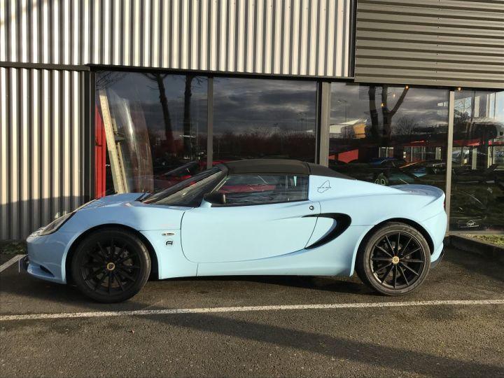 Lotus Elise  MK3 1.6 136 CLUB RACER bleu  - 3