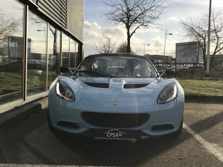 Lotus Elise  MK3 1.6 136 CLUB RACER bleu  - 6