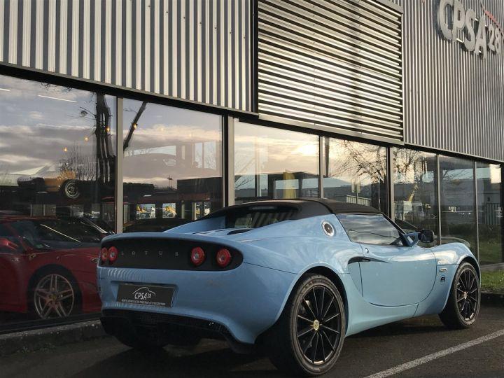Lotus Elise  MK3 1.6 136 CLUB RACER bleu  - 7
