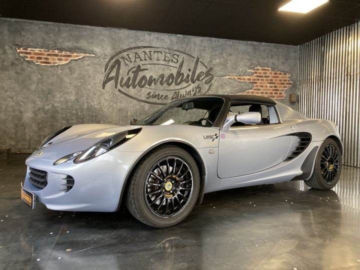 Lotus Elise S2 SPORT 111 SILVER MICA - 1