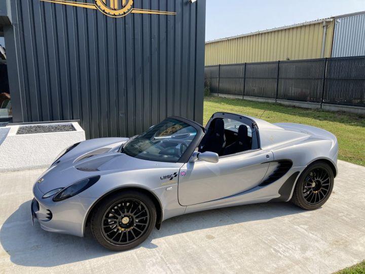 Lotus Elise S2 SPORT 111 SILVER MICA - 7