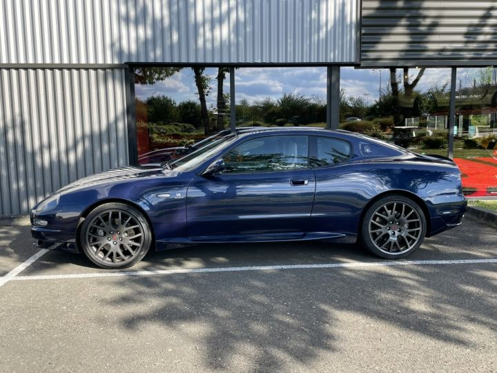 Maserati 4200 GT gransport  4.3 V8 BLEU METAL - 2