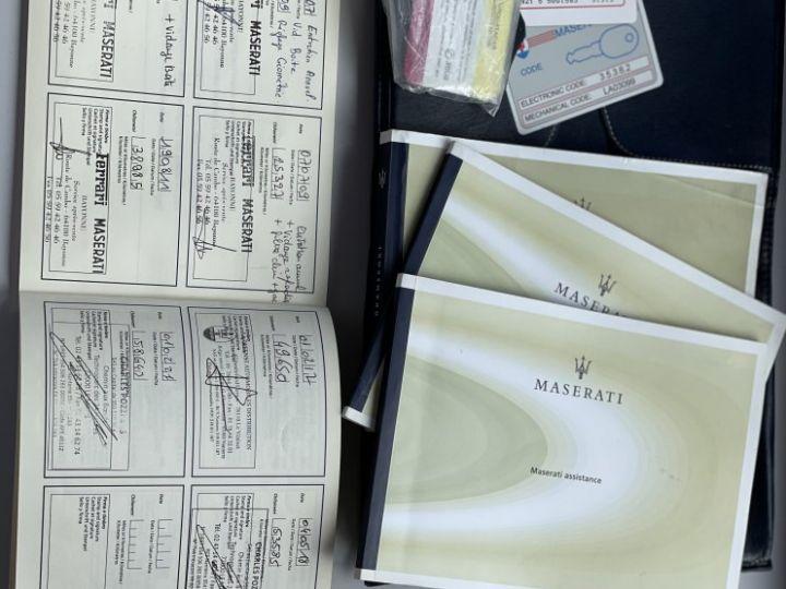 Maserati 4200 GT gransport  4.3 V8 BLEU METAL - 18