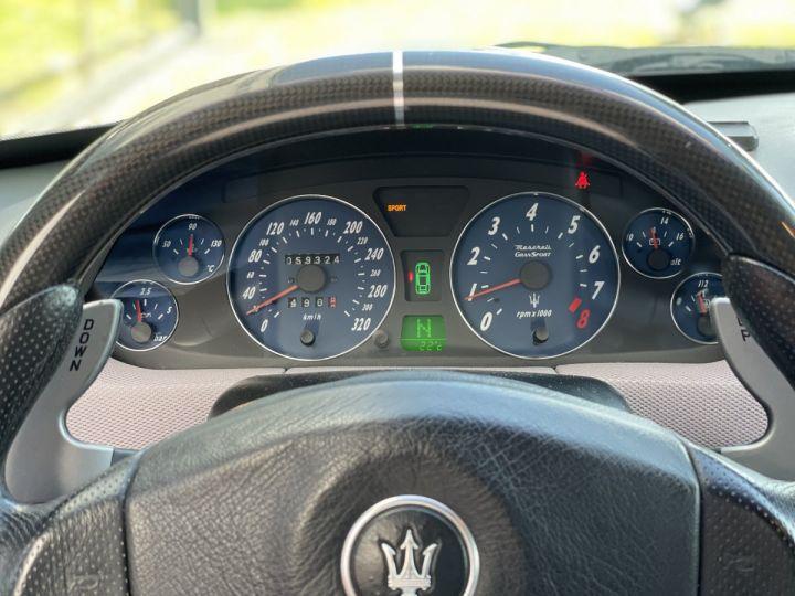Maserati 4200 GT gransport  4.3 V8 BLEU METAL - 19