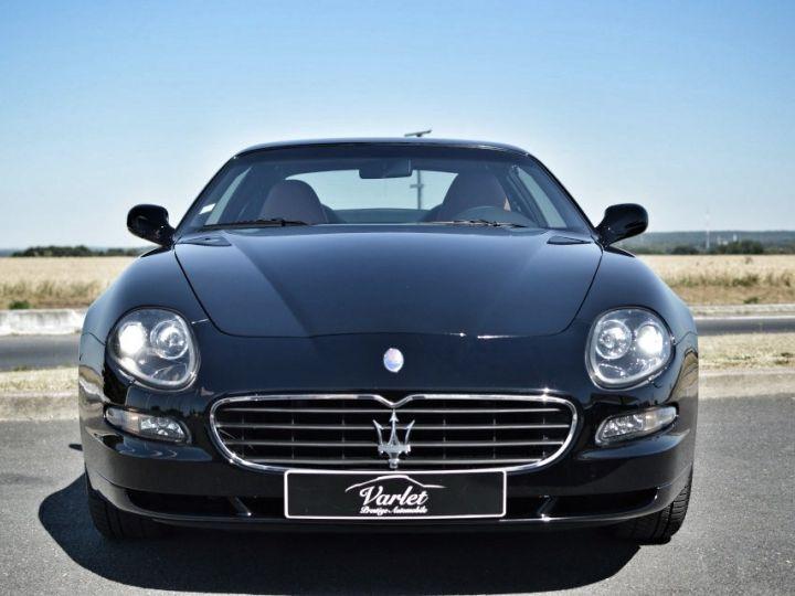 Maserati 4200 GT MASERATI COUPE 4200 GT PHASE 2 4.2 V8 390ch CAMBIOCORSA FAIBLE KILOMÉTRAGE noir - 2