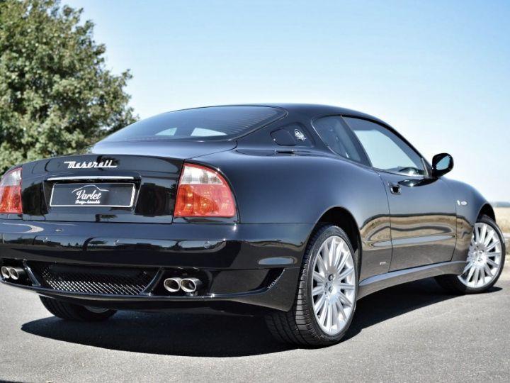 Maserati 4200 GT MASERATI COUPE 4200 GT PHASE 2 4.2 V8 390ch CAMBIOCORSA FAIBLE KILOMÉTRAGE noir - 4