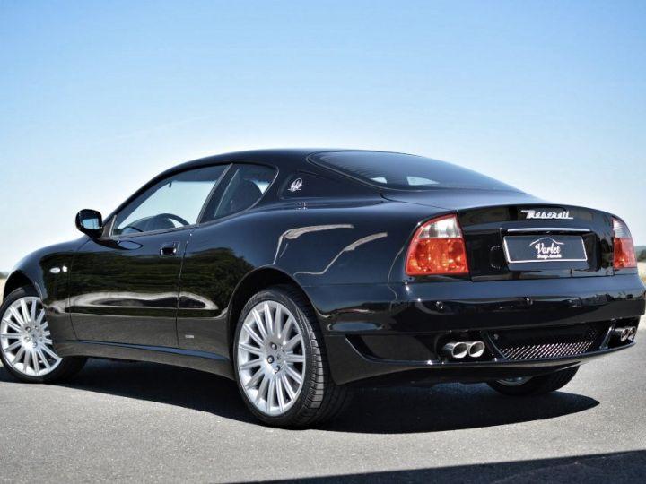 Maserati 4200 GT MASERATI COUPE 4200 GT PHASE 2 4.2 V8 390ch CAMBIOCORSA FAIBLE KILOMÉTRAGE noir - 6