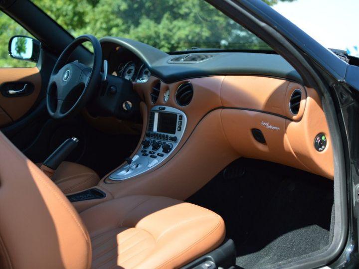 Maserati 4200 GT MASERATI COUPE 4200 GT PHASE 2 4.2 V8 390ch CAMBIOCORSA FAIBLE KILOMÉTRAGE noir - 11