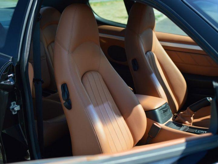 Maserati 4200 GT MASERATI COUPE 4200 GT PHASE 2 4.2 V8 390ch CAMBIOCORSA FAIBLE KILOMÉTRAGE noir - 13
