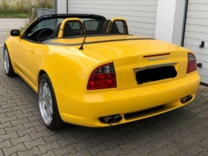 Maserati 4200 GT spyder cambiocorsa F1 jaune granturismo - 3