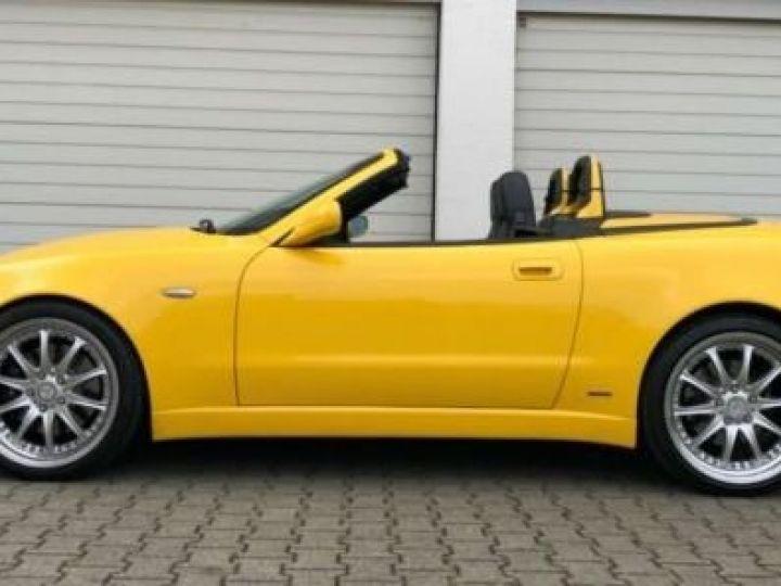 Maserati 4200 spyder cambiocorsa F1 jaune granturismo - 4