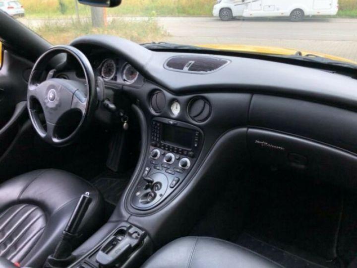 Maserati 4200 spyder cambiocorsa F1 jaune granturismo - 6