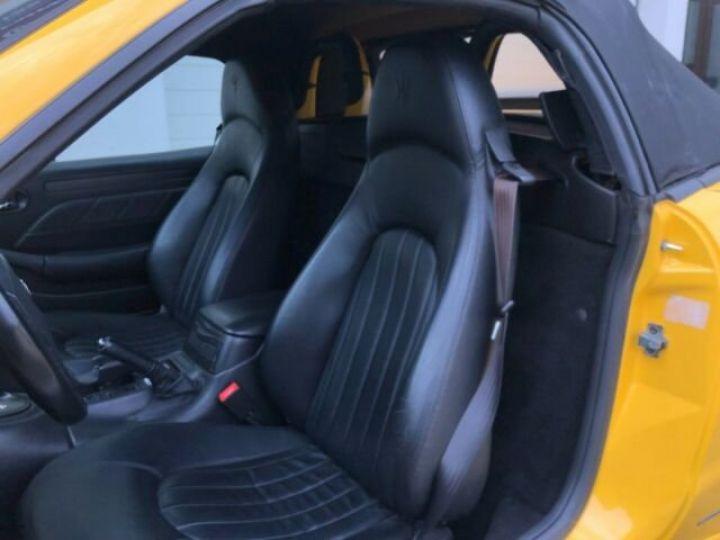 Maserati 4200 spyder cambiocorsa F1 jaune granturismo - 7