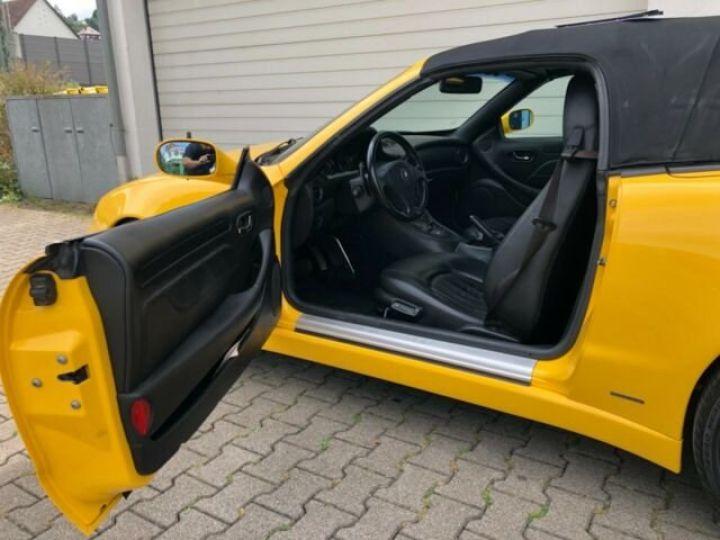 Maserati 4200 spyder cambiocorsa F1 jaune granturismo - 8