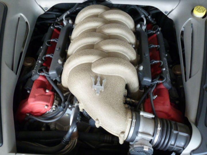 Maserati Coupe 4200 GT CAMBIOCORSA NOIR METALLISE - 11