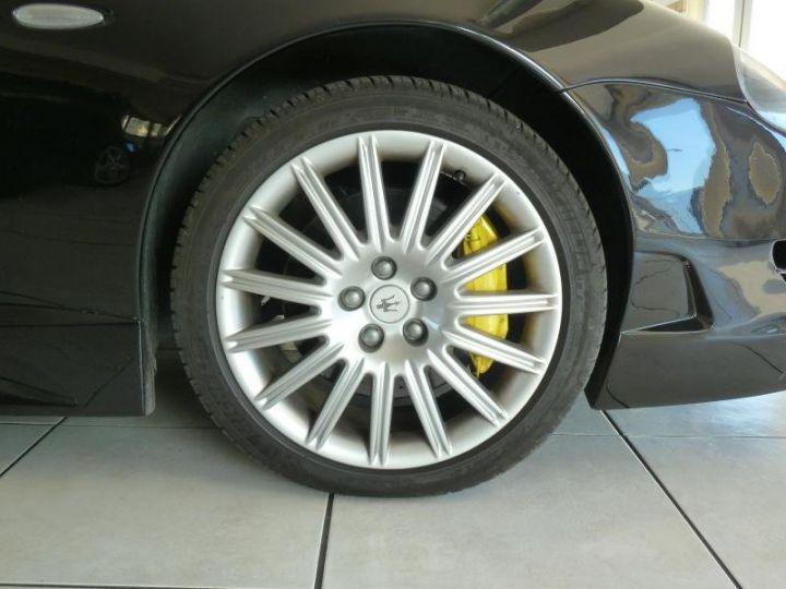 Maserati Coupe 4200 GT CAMBIOCORSA NOIR METALLISE - 4