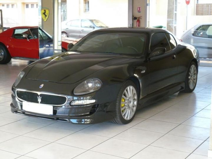 Maserati Coupe 4200 GT CAMBIOCORSA NOIR METALLISE - 5