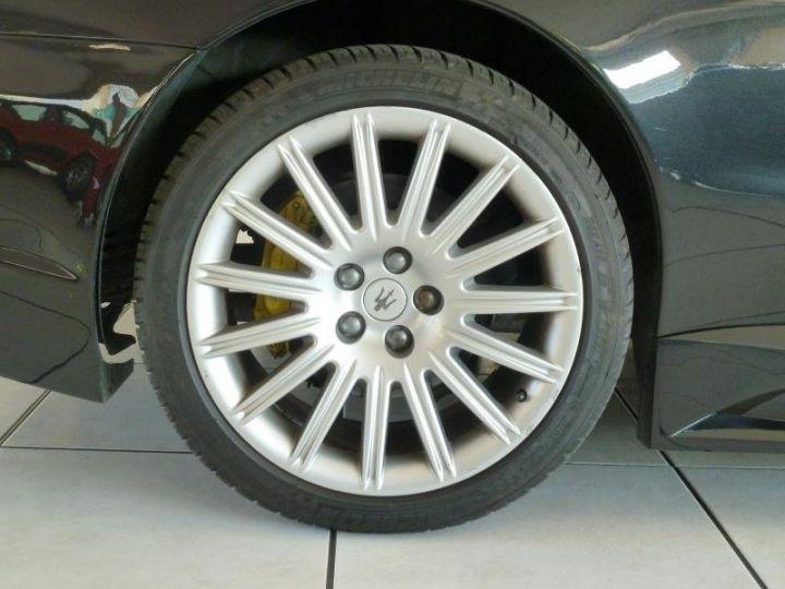 Maserati Coupe 4200 GT CAMBIOCORSA NOIR METALLISE - 14