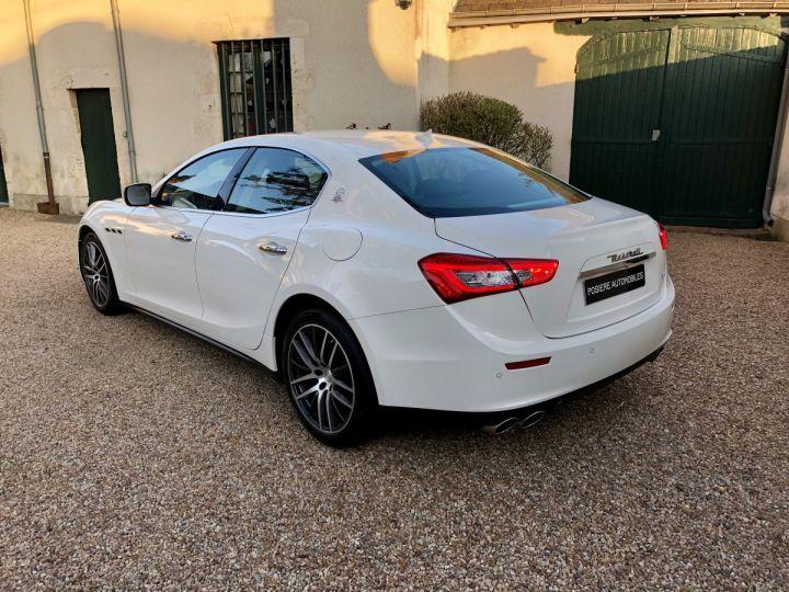 Maserati Ghibli Blanc - 3