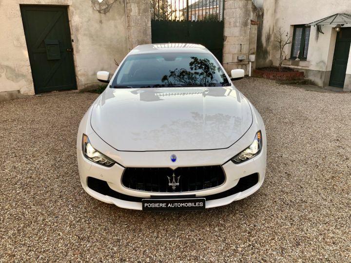 Maserati Ghibli Blanc - 6