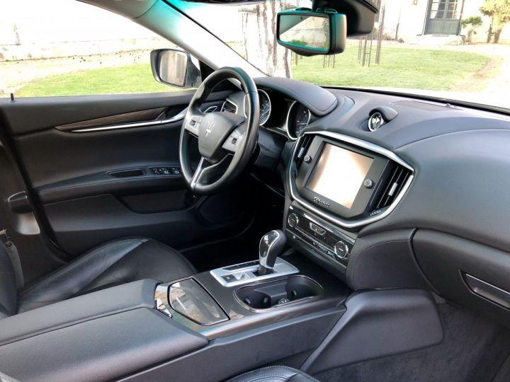 Maserati Ghibli Blanc - 7