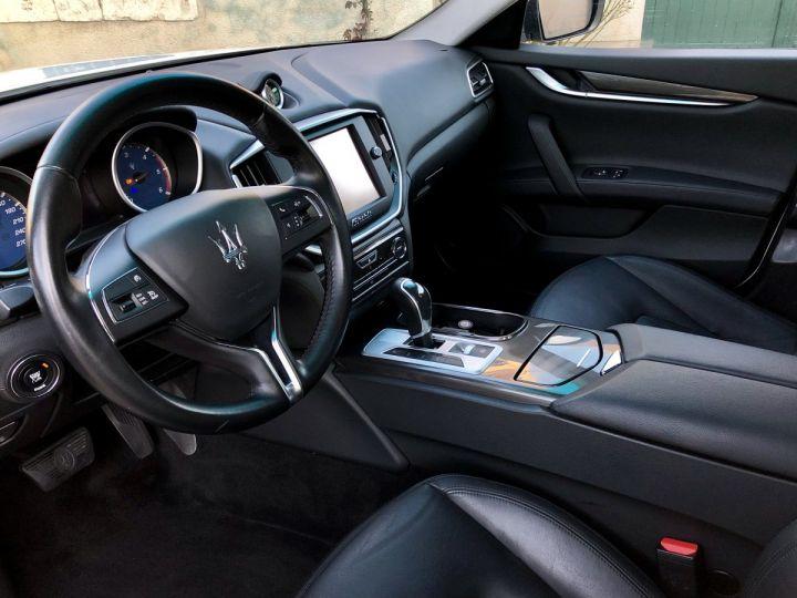 Maserati Ghibli Blanc - 8