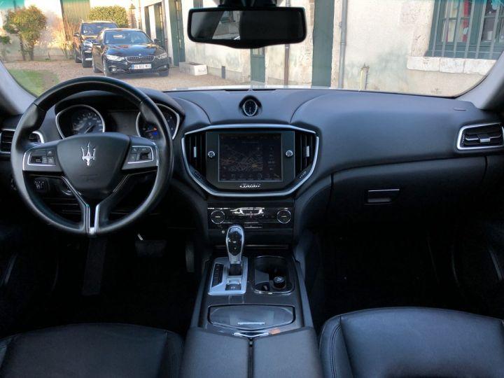 Maserati Ghibli Blanc - 9