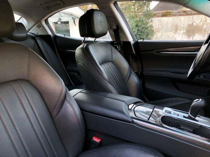Maserati Ghibli Blanc - 10